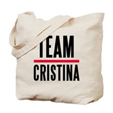 Team Christina Tote Bag
