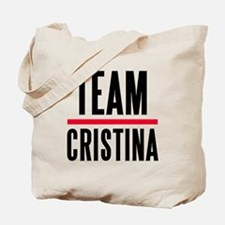 Team Christina Tote Bag