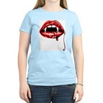 Vampire Fangs Women's Light T-Shirt