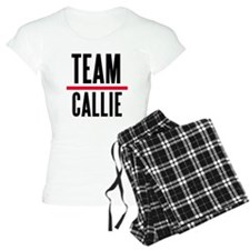Team Callie Grey's Anatomy pajamas