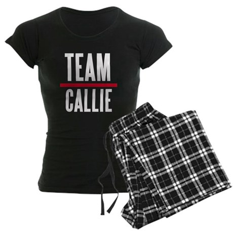 Team Callie Grey's Anatomy Women's Dark Pajamas