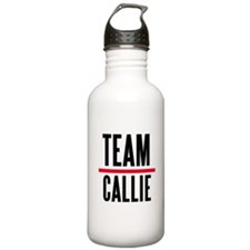 Team Callie Grey's Anatomy Water Bottle