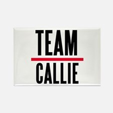 Team Callie Grey's Anatomy Rectangle Magnet