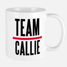 Team Callie Grey's Anatomy Mug