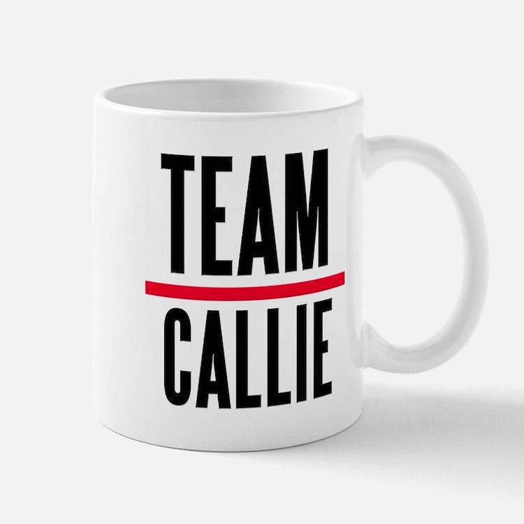 Team Callie Grey's Anatomy Mug