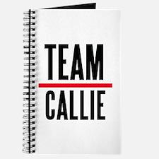 Team Callie Grey's Anatomy Journal