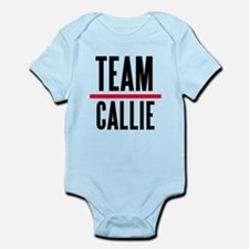 Team Callie Grey's Anatomy Infant Bodysuit