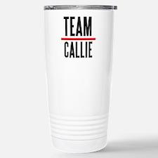 Team Callie Grey's Anatomy Travel Mug