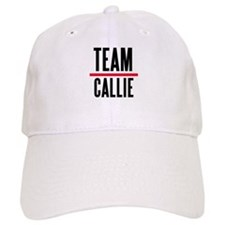 Team Callie Grey's Anatomy Baseball Cap