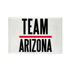 Team Arizona Grey's Anatomy Rectangle Magnet (10 p
