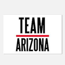 Team Arizona Grey's Anatomy Postcards (Package of