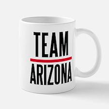 Team Arizona Grey's Anatomy Mug