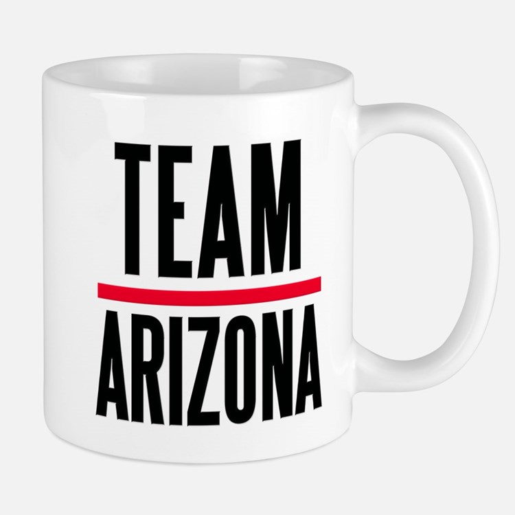 Team Arizona Grey's Anatomy Mug