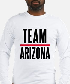Team Arizona Grey's Anatomy Long Sleeve T-Shirt