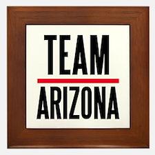 Team Arizona Grey's Anatomy Framed Tile