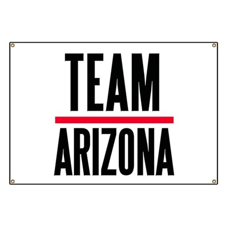 Team Arizona Grey's Anatomy Banner