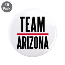 "Team Arizona Grey's Anatomy 3.5"" Button (10 pack)"