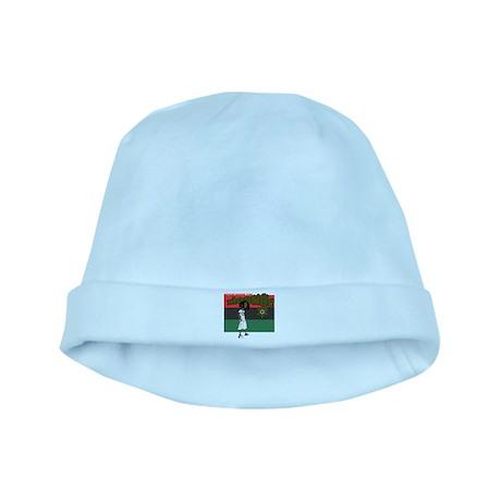 B-Boy Black Flag baby hat