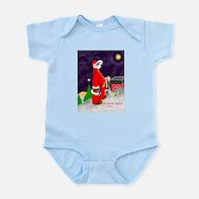"""Better Watch Out"" Infant Bodysuit"
