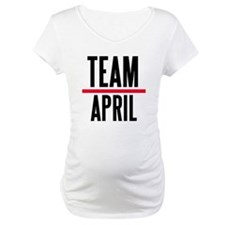 Team April Grey's Anatomy Shirt