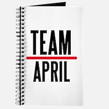 Team April Grey's Anatomy Journal