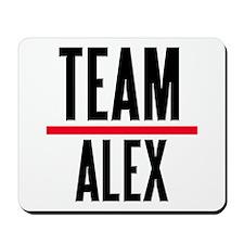 Team Alex Grey's Anatomy Mousepad