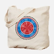 The Obama Guide Tote Bag
