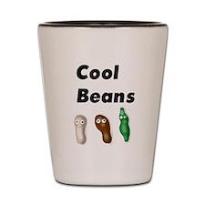 Cool Beans Shot Glass