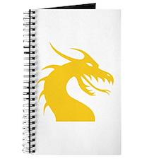 Yellow Dragon Head Journal