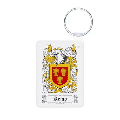 Kemp Aluminum Photo Keychain