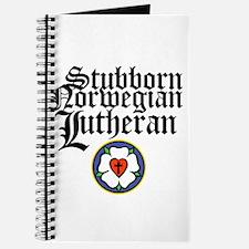 Stubborn Norwegian Lutheran Journal