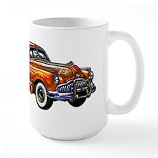 Hard Top Two Door Classic Car Mug
