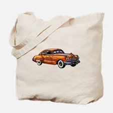 Hard Top Two Door Classic Car Tote Bag