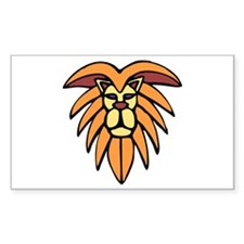 Lion King Of The Jungle Decal