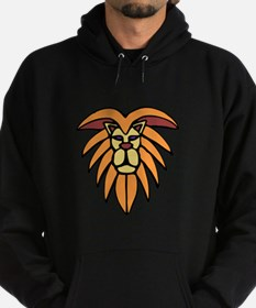 Lion King Of The Jungle Hoodie (dark)