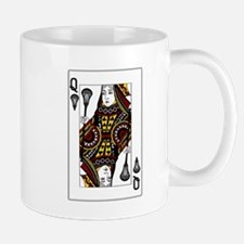 Queen of Lacrosse Mug