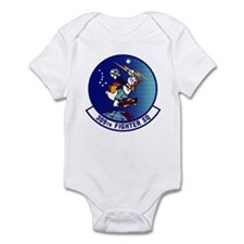 308th Fighter Squadron Infant Creeper