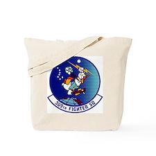 308th Fighter Squadron Tote Bag