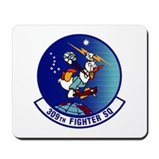 308th Fighter Squadron Mousepad