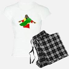Black Jesus Pajamas