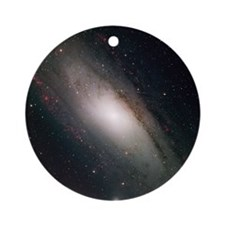 Galaxy M31 Ornament (Round)