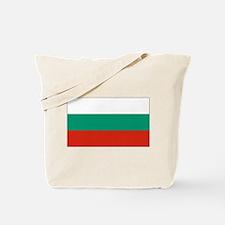 Bulgarian Flag Tote Bag