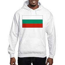 Bulgarian Flag Jumper Hoody
