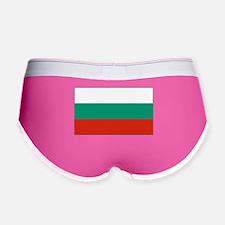 Bulgarian Flag Women's Boy Brief