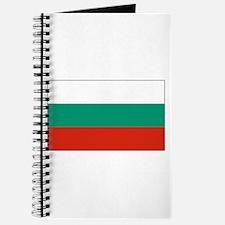 Bulgarian Flag Journal