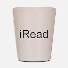 iRead Shot Glass