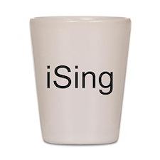 iSing Shot Glass