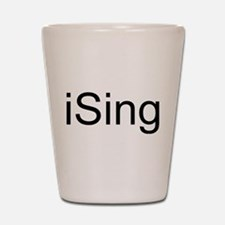 iSing Shot Glass