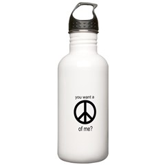 Peace by Piece Water Bottle