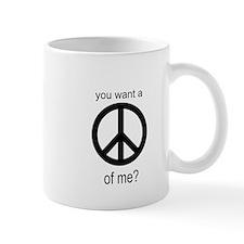 Peace by Piece Mug